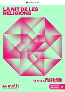 Cartell Nit de les Religions 2021